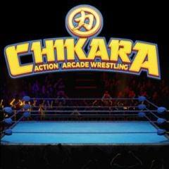 Jaquette de Chikara : Action Arcade Wrestling PC
