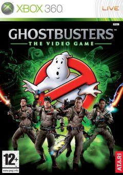 Jaquette de SOS Fantômes - Le Jeu Vidéo Xbox 360