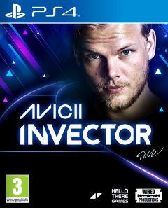 Jaquette de AVICII Invector PS4