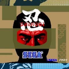 Jaquette de Shinobi Classic Nintendo Switch