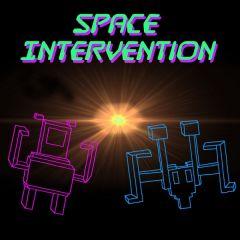Jaquette de Space Intervention Nintendo 3DS