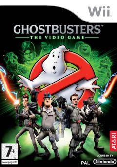 Jaquette de SOS Fantômes - Le Jeu Vidéo Wii