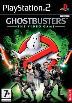 Jaquette de SOS Fantômes - Le Jeu Vidéo PlayStation 2