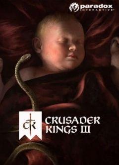 Jaquette de Crusader Kings III PC