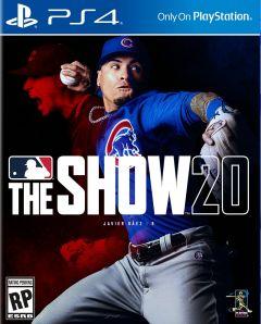 Jaquette de MLB The Show 20 PS4