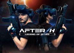 Jaquette de After-H Oculus Rift