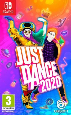 Jaquette de Just Dance 2020 Nintendo Switch