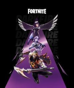 Jaquette de Fortnite : Pack Feu Obscur Xbox One