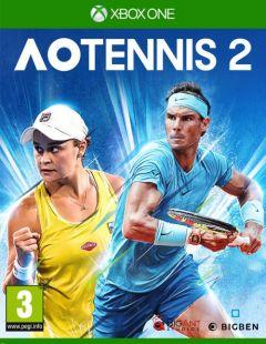Jaquette de AO Tennis 2 Xbox One