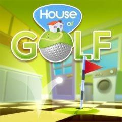 Jaquette de House of Golf Nintendo Switch