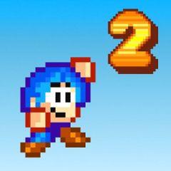 Jaquette de Bloo Kid 2 Nintendo 3DS