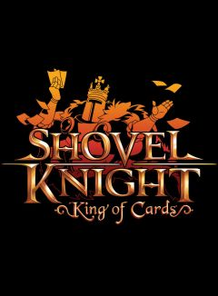 Jaquette de Shovel Knight : King of Cards Wii U
