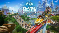 Jaquette de Planet Coaster PS4