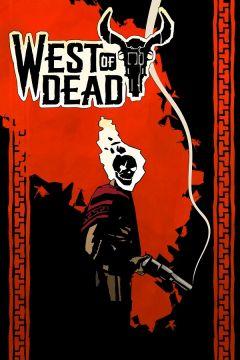 Jaquette de West of Dead Nintendo Switch