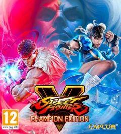 Jaquette de Street Fighter V : Champion Edition PC