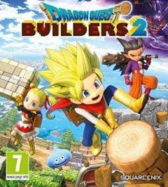 Jaquette de Dragon Quest Builders 2 PC