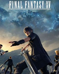 Jaquette de Final Fantasy XV Google STADIA