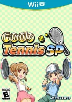 Jaquette de Family Tennis SP Wii U