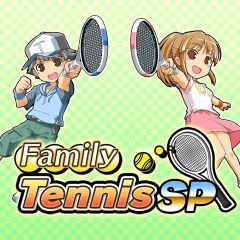 Jaquette de Family Tennis SP Nintendo Switch