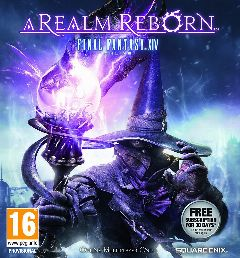 Jaquette de Final Fantasy XIV : A Realm Reborn PS5