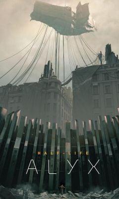 Jaquette de Half-Life : Alyx Oculus Rift