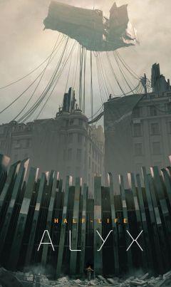 Jaquette de Half-Life : Alyx HTC Vive