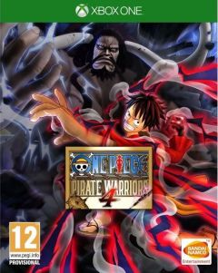 Jaquette de One Piece : Pirate Warriors 4 Xbox One