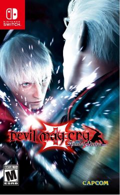 Jaquette de Devil May Cry 3 : Special Edition Nintendo Switch