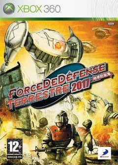 Jaquette de Force de Défense Terrestre 2017 Xbox 360