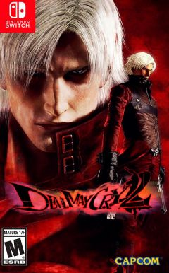 Jaquette de Devil May Cry 2 Nintendo Switch