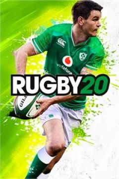 Jaquette de Rugby 20 PC