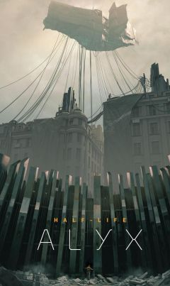Jaquette de Half-Life : Alyx Windows Mixed Reality