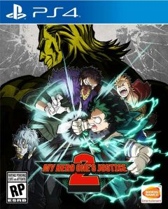 Jaquette de My Hero : One's Justice 2 PS4
