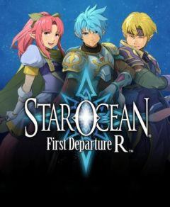 Jaquette de Star Ocean First Departure R PS4