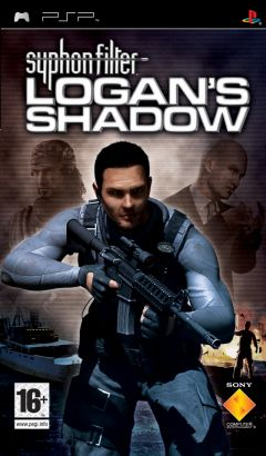 Jaquette de Syphon Filter : Logan's Shadow PSP