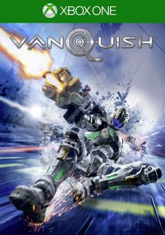 Jaquette de Vanquish Xbox One