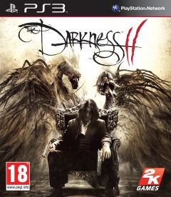 Jaquette de The Darkness II PlayStation 3