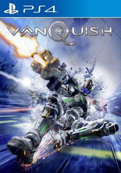 Jaquette de Vanquish PS4