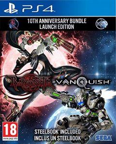 Jaquette de Bayonetta & Vanquish 10th Anniversary Bundle PS4