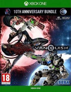 Jaquette de Bayonetta & Vanquish 10th Anniversary Bundle Xbox One