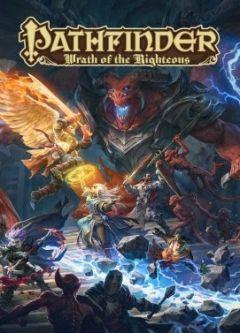 Jaquette de Pathfinder : Wrath of the Righteous PC
