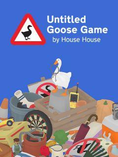 Jaquette de Untitled Goose Game PS4