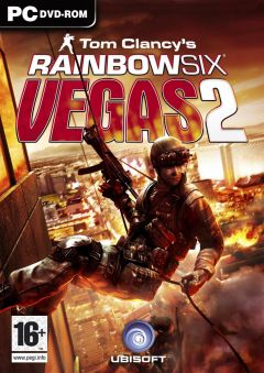 Jaquette de Rainbow Six Vegas 2 PC