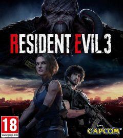 Jaquette de Resident Evil 3 PC