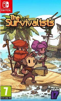 Jaquette de The Survivalists Nintendo Switch