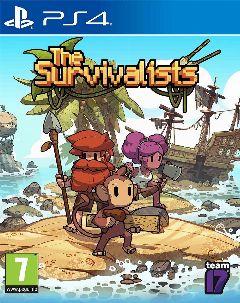 Jaquette de The Survivalists PS4