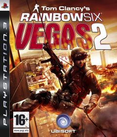 Jaquette de Rainbow Six Vegas 2 PlayStation 3