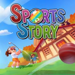 Jaquette de Sports Story Nintendo Switch