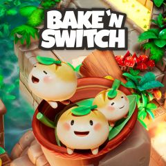 Jaquette de Bake'n Switch Nintendo Switch
