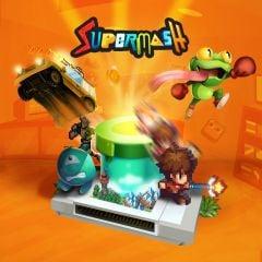 Jaquette de SuperMash Nintendo Switch